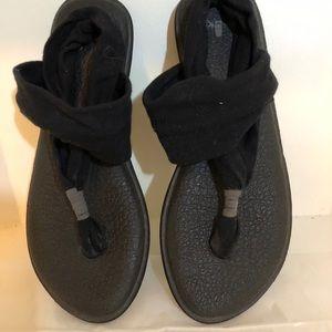 Sanuk Yoga Sling Sandal - Sz 7